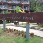 Photo de Kaibae Beach Resort