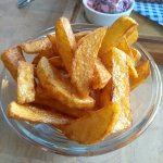 Home made chips