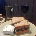 those tastiest ever fish finger sandwiches!