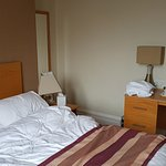 Nice new bed linen/