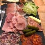 the meat selection