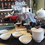 We offer an array of Asian tea sets