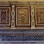 Stone mantelpiece