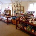 Barrington Hall shop