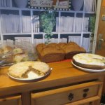 June's Brown Bread & Baked Desserts