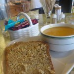 Vegetable Soup & June's Brown Bread