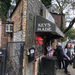 The Tiny Key Store