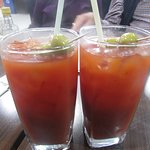 Bloody Mary's (Spicylicious .. $3.25)