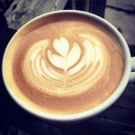 Fall is here - so is the Maple Latte *made with pure Wisconsin maple
