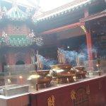 Zdjęcie Guan Di Temple Kuala Lumpur Malaysia
