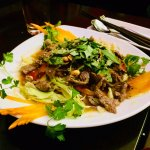 Madame's Goi Bo Beef Salad