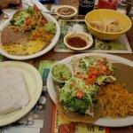 Herbert's Special and Chalupa Dinner