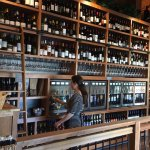 Skagit Valley's most unique wine list featuring a state-of-the-art wine preservation system