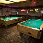 Onsite Lounge with Billards
