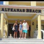 Alykanas Beach Apart-Hotel Foto