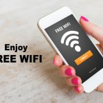 Free WIFI for all guests
