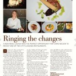 New food review from Westside Magazine in Nov 17.