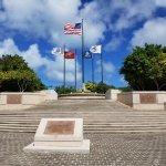 American Memorial Park resmi