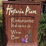 Rustic Venetian restaurant