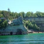 Φωτογραφία: Pictured Rocks National Lakeshore