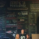 great menu AND THEY'RE PATS FANS! GO, PATS!
