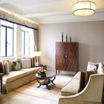 Signature River View Suite-Living Room