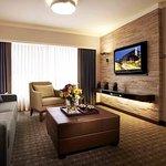 Elegant Deluxe Suite - Hall