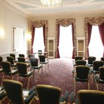 Bryanston Suite with Theatre Style Seating Arrangement
