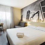 Foto de B&B Hotel Madrid Airport T1 T2 T3