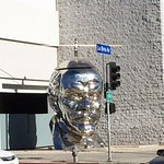 Artists love Venice, Los Angeles, West Hollywood and Santa Monica for its abundant street art.