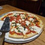 Margherita Pizza with regular crust