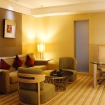 Holiday Inn Qingdao Parkview Foto