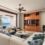 3 Bedroom Residence Living Room