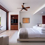 Two Bedroom Residence Mid/Second Floor Master bedr
