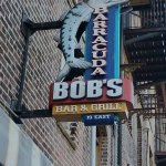 Barracuda Bob's Bar and Grill; great for lunch!
