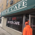 Foto de Hutch Cafe