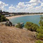 the inner bay beach