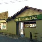 Hot Stimulating Cafe Foto