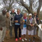 Our group with Amy & Malusi
