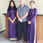 Wonderful reception staff