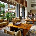 Main Lobby at Treetops Executive Residences