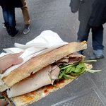 Photo de All' Antico Vinaio