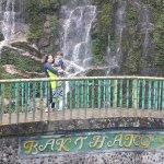 Foto Bakthang Waterfalls
