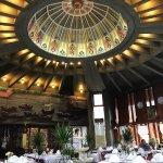 The main dining room at Beyti