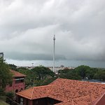 You can see all the way to the Straits of Malacca. Do be careful about sudden rainstorms!