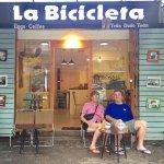 Photo of La Bicicleta Coffee