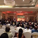 Itc gardenia party and function hall