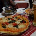 Pizzat olivat hyvä valinta