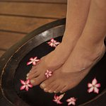 Pedicure at Therapy Lapa