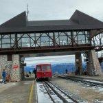 Photo de Schafberg Cog Railway (Schafbergbahn)